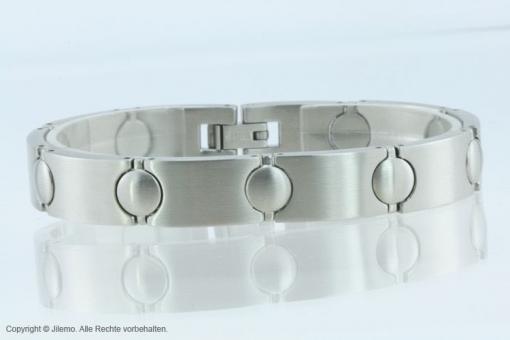 Monomania Armgliederkette Armband Edelstahl