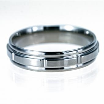 Handgefertigter Feniom Ring aus Titan Gr 16,5 - 22,5 -B008