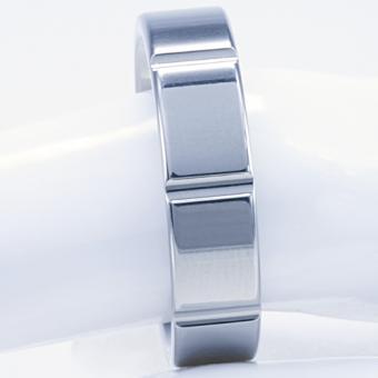 Handgefertigter Feniom Ring aus Titan Gr 16,5 - 22,5 -B007