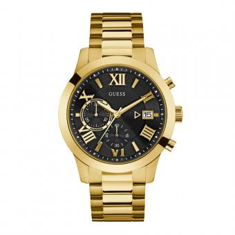 Guess Atlas W0668G8 Herrenuhr Chronograph